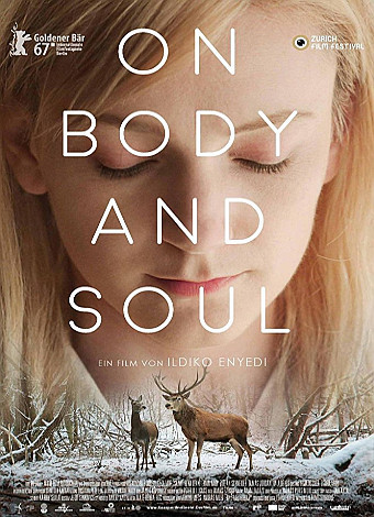 Dia 2 On Body and soul poster del film
