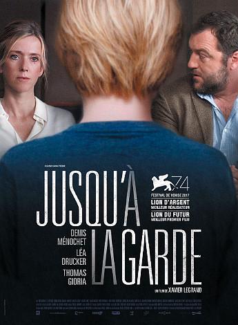 dia 3 Jusq a la garde poster del film