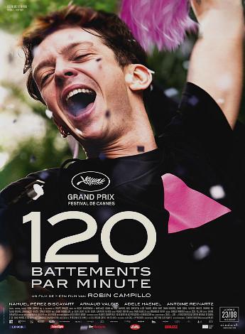 Dia 4 120 Battements par minute poster del film
