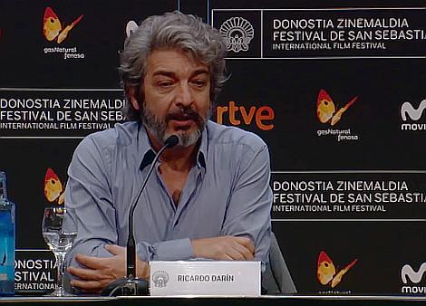 Dia 4 La Cordillera Protagonista Ricardo Darin en rueda de prensa