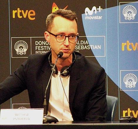 Dia 5 Sollers Point Director Matt Porterfield en rueda de prensa