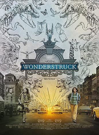 Dia 5 Wonderstruck poster del film