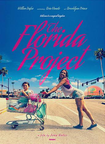 Dia 7 The Florida project poster del film