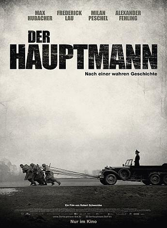 Dia 8 Der Hauptmann poster del film