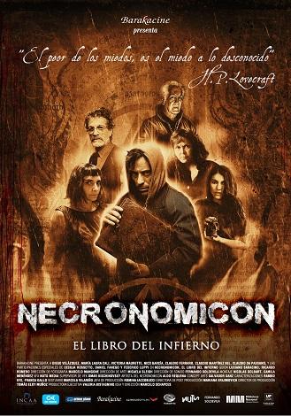 poster necronomicon