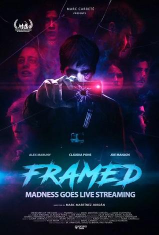 Framed-poster