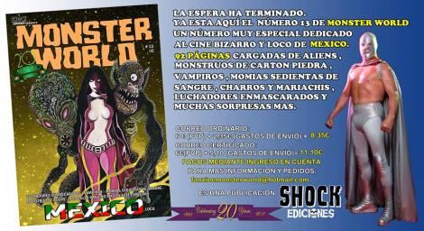 Monster World 13