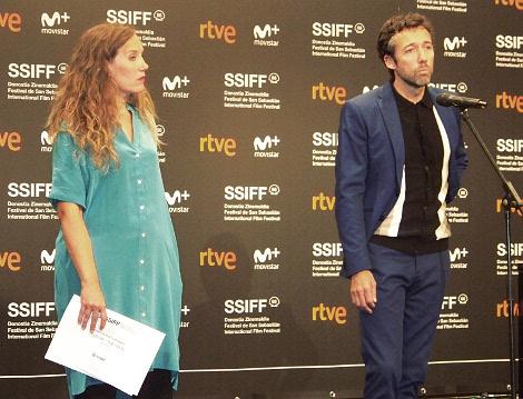 14 Premio Irizar al cine vasco Koldo Almandoz por Oreina