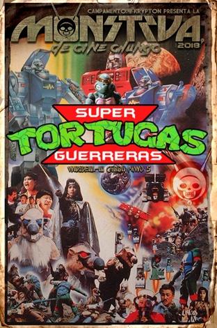 MonstruaCineChungo2018_SuperTortugas_Guerreras
