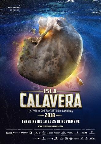 Poster Isla Calavera 2018
