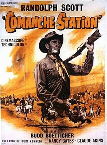 Comanche Station_poster