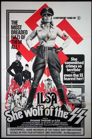 Ilsa la loba de las SS