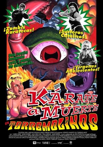 karate a muerte en torremolinos