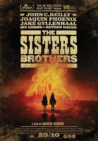 7 - The Sisters Brothers poster
