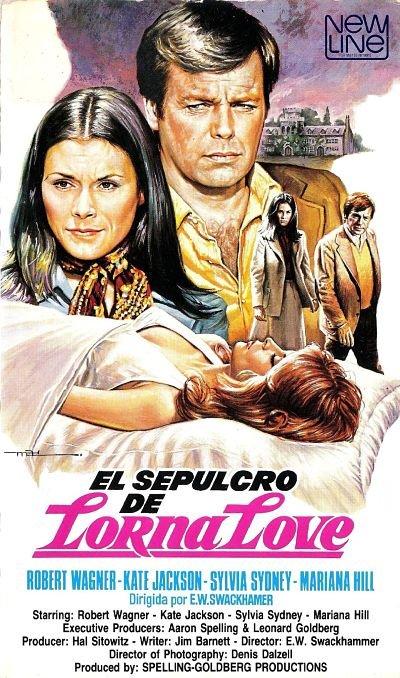 El sepulcro de Lorna Love cartel