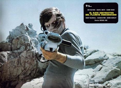 El rayo destructor del planeta desconocido-2