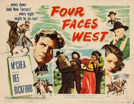 Cuatro caras del Oeste-3