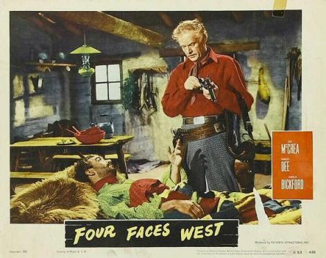 Cuatro caras del Oeste-7
