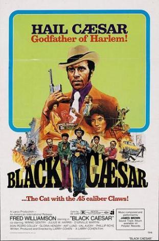 El padrino de Harlem-poster