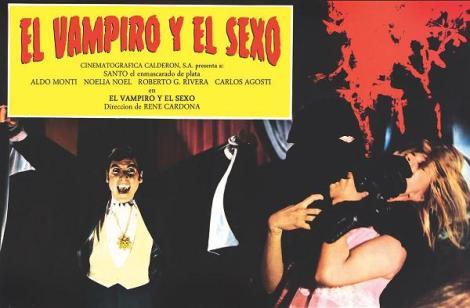 El vampiro y el sexo 1