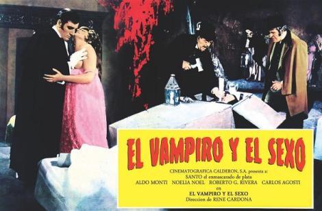 El vampiro y el sexo 4
