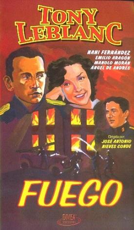 Fuego VHS