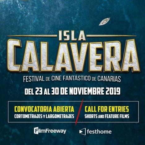 Isla Calavera 2019-Inscripción