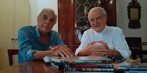 Still GH il mondo è degli audaci - George Hilton, Gianni Garko