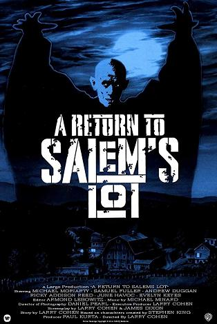 A Return to Salem's Lot-poster