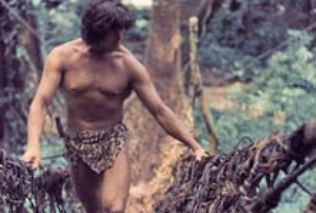 Tarzan y el tesoro Kawana-1
