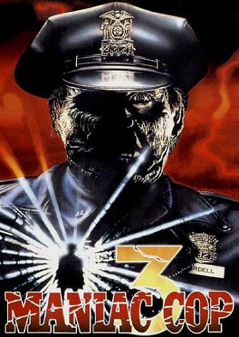 Maniac Cop 3-poster