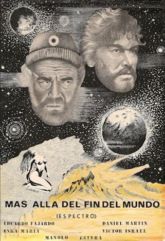 Más allá del fin del mundo (Espectro)-Poster