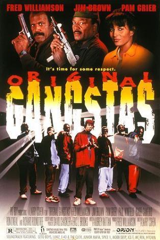 Original Gangstas - Hot City