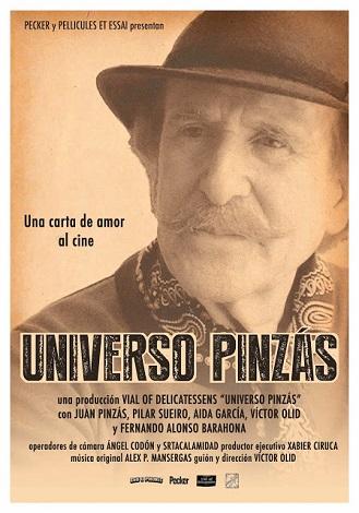 cartel UNIVERSO PINZAS