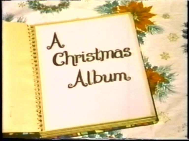 A Christmas Album-1
