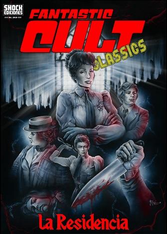 Fantastic Cult Classics - La residencia