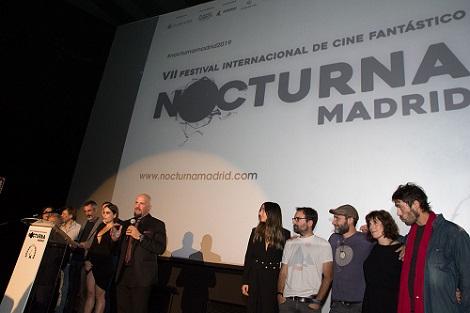 Presentacion equipo Urubú Nocturna