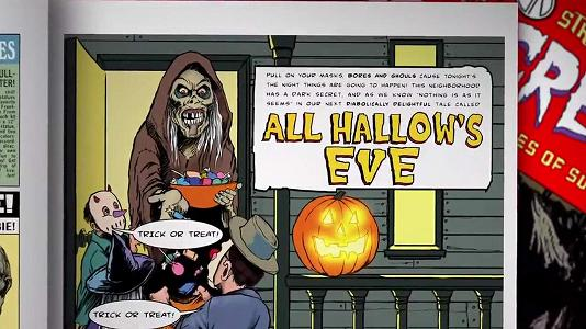 Creepshow-All Hallow's Eve