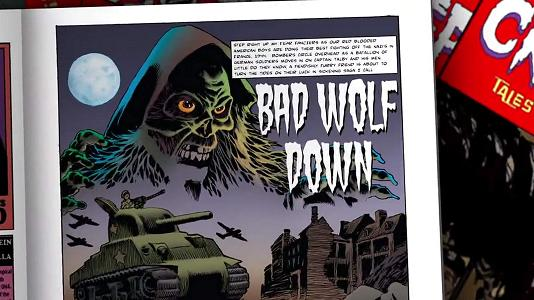 Creepshow-Bad Wolf Down