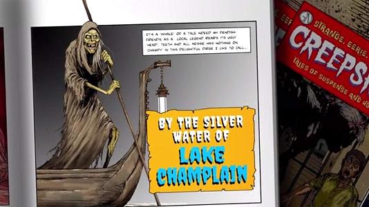 Creepshow-By the silver water of Lake Champlain