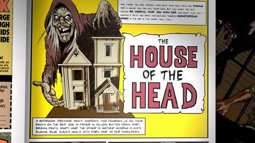Creepshow-House of the Dead