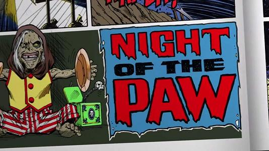 Creepshow-Night of the Paw