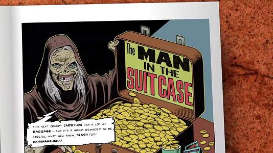 Creepshow-The Man in the Suitcase