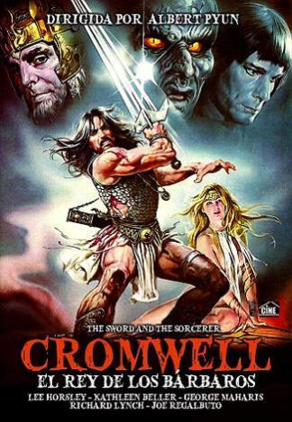 Cromwell rey de los bárbaros
