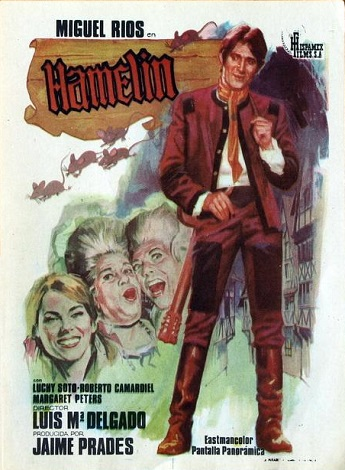 Hamelín-poster