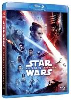 Star Wars El ascenso de Skywalker caratula blu