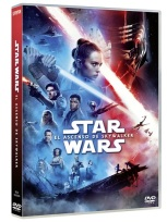 Star Wars El ascenso de Skywalker carátulas