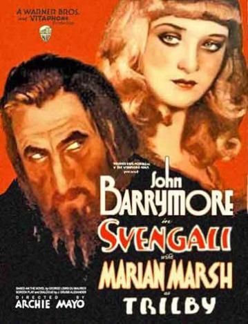 Svengali - póster