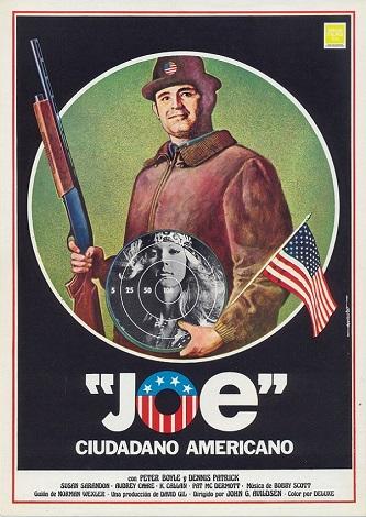 Joe ciudadano americano-póster