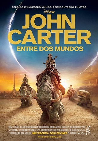 John Carter-póster